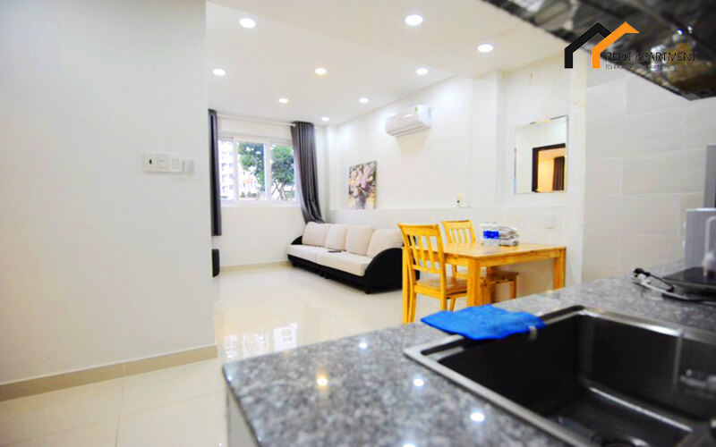1130 serviced apartment over view