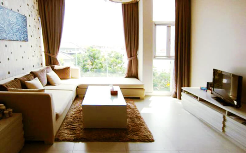 1132 serviced apartment