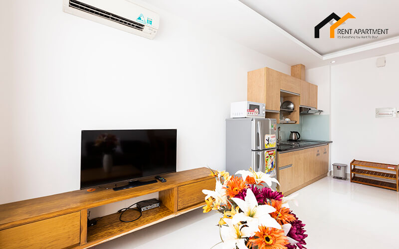1134 tv sony serviced apartment