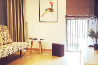 1137 studio living room