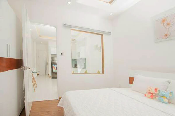 1142 bedroom wooden floor serviced apartment 2