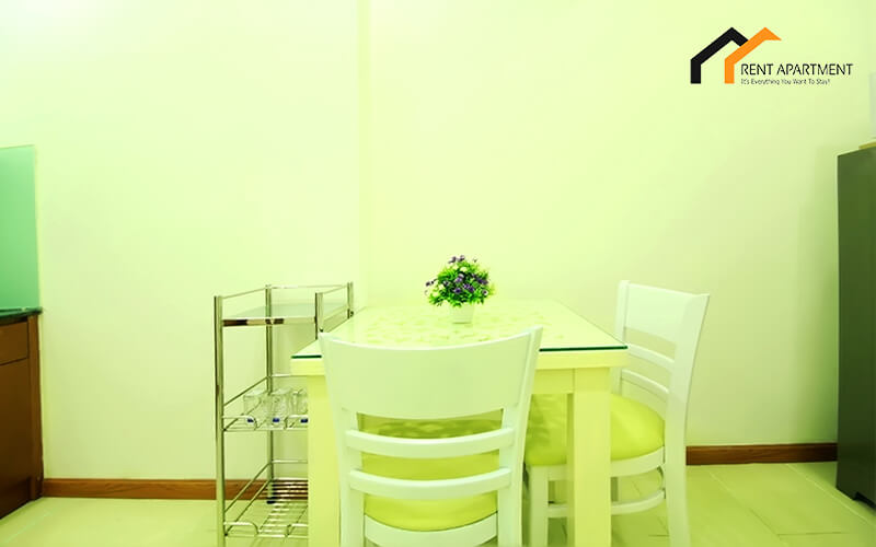 1146 apartment rental dining table