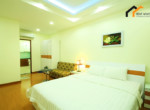 1146 bedroom white bedsheet