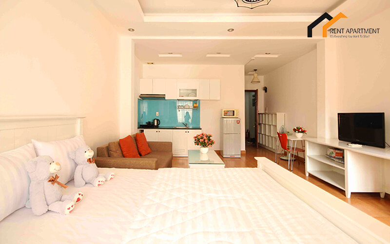 1147 apartment bedroom studio