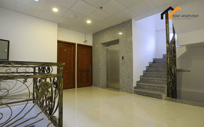 1157 lobby serviced apartment
