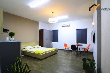 1159 studio serviced apartment