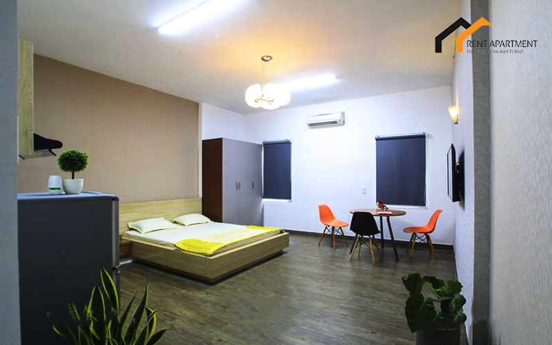 1159 studio serviced apartment