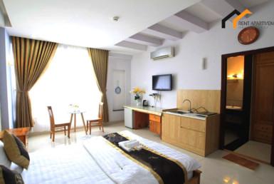 1161 studio serviced apartment