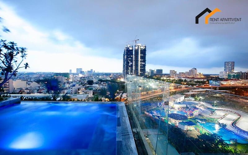 1163 infinity pool apartment