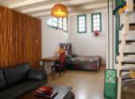 1167 living space area serviced studio