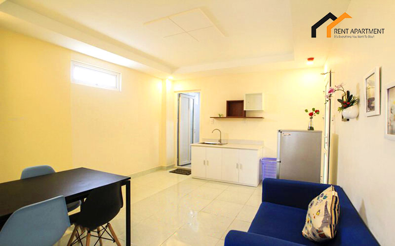 1183 kitchen serviced apartment Apartment tenant