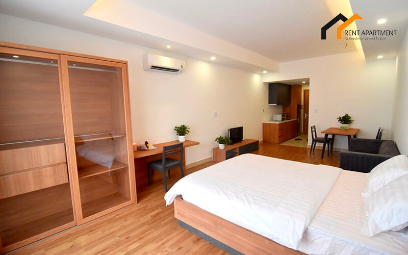 1193 bathroom serviced apartment RENTAPARTMENT Binh Thanh