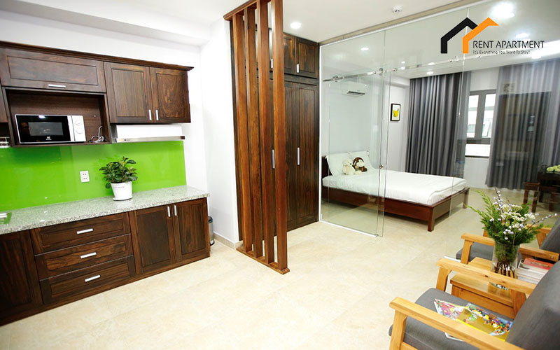 1198 terace Apartments rental Tan Binh
