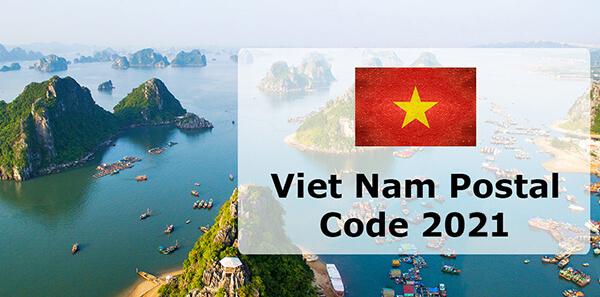 vietnam postal code