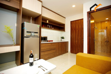 1214 garden Apartments rental Vietnam