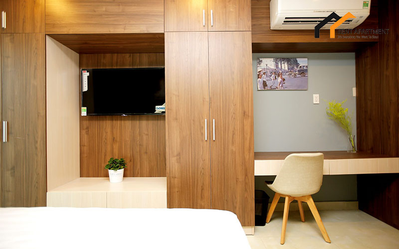 1214 terace serviced apartment rent HCM