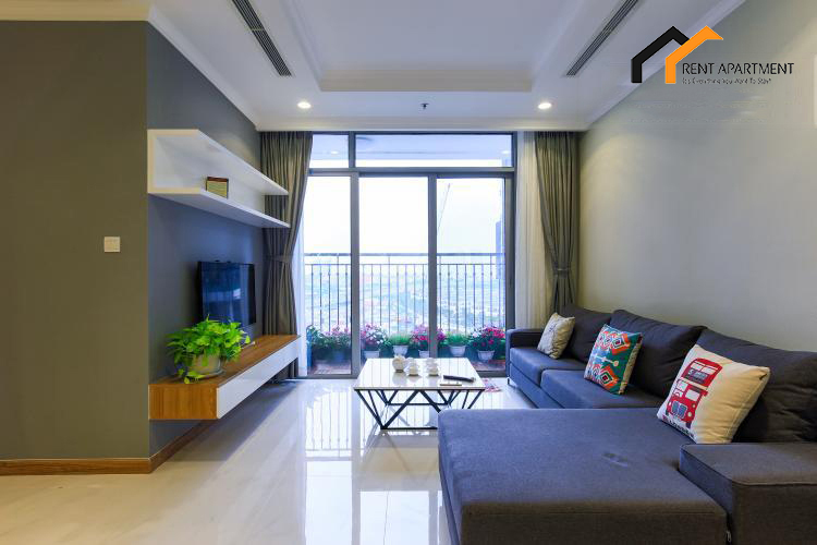 1218 living room Apartment RENTAPARTMENT HCMC