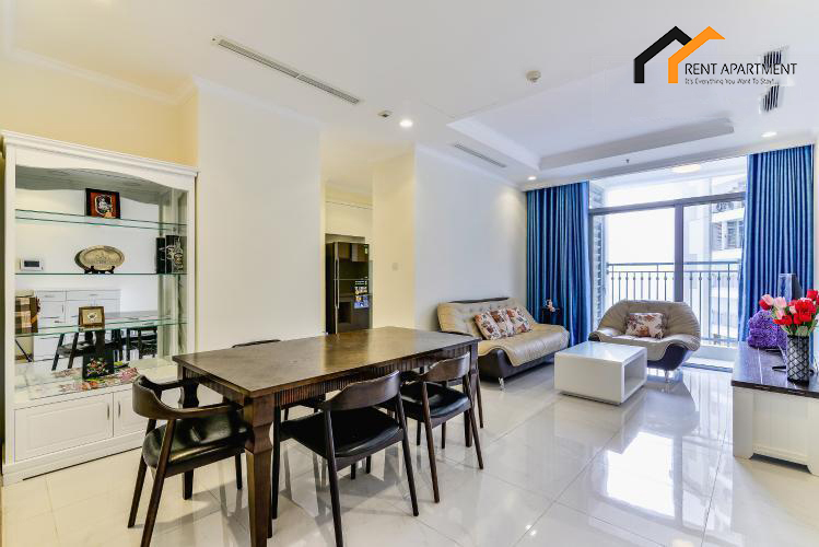 1224 terace serviced apartment houses Vinhomes