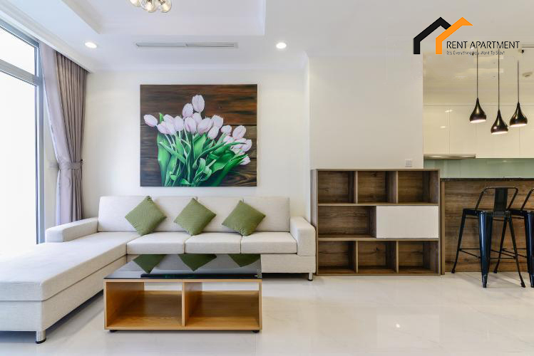 Vinhomes Central Park for rent spacious and modern