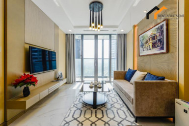 Vinhomes apartment for rent, in Landmark 81