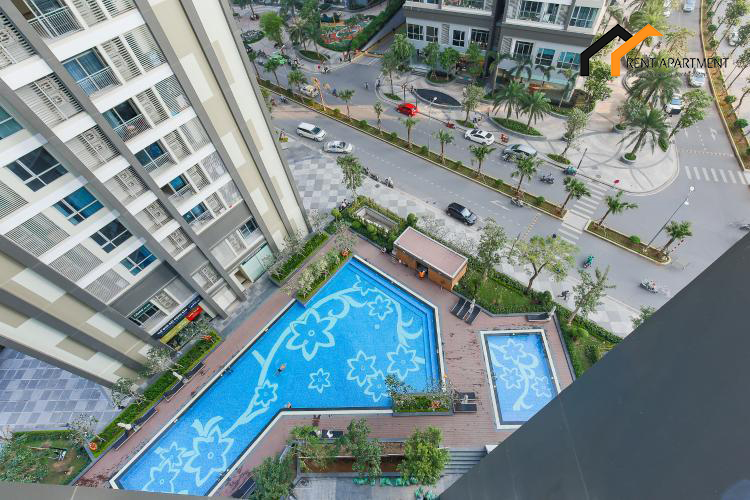 1229 bathroom serviced apartment Apartment District