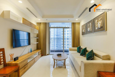 For rent luxury in Vinhomes Central Park for rent