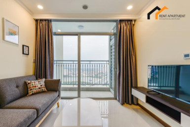 Vinhomes Central Park apartment for rent, riverview
