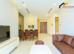 Living room vinhomes