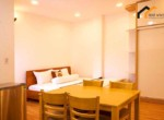 1236 dining table serviced apartment