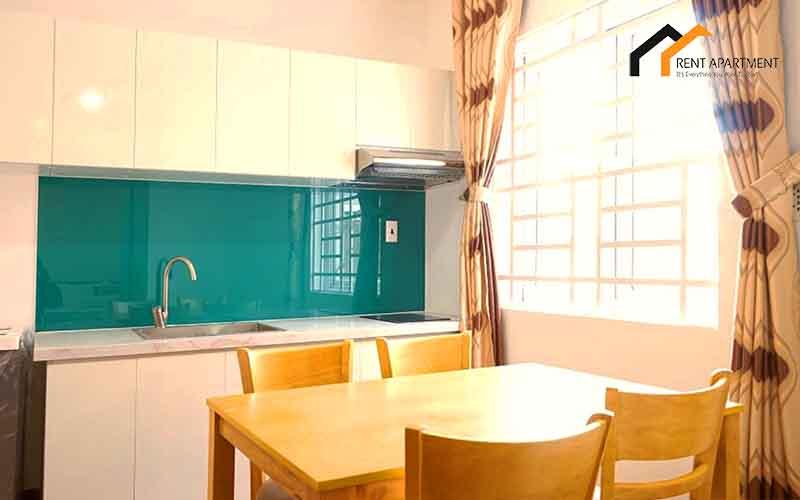 serviced apartment on tran khac tran
