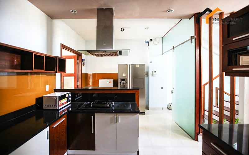 1237 kitchen serviced apartment