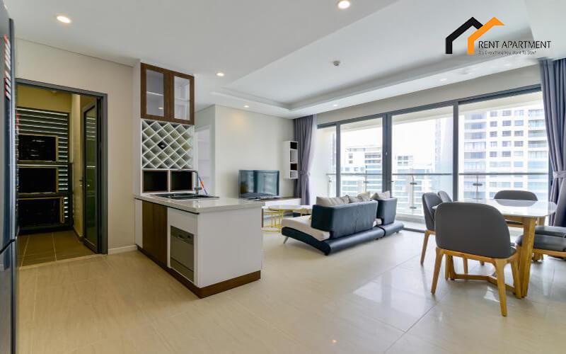 1238 spacious living apartment