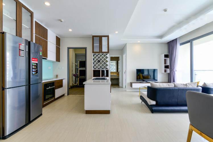 Saigon apartment for rent
