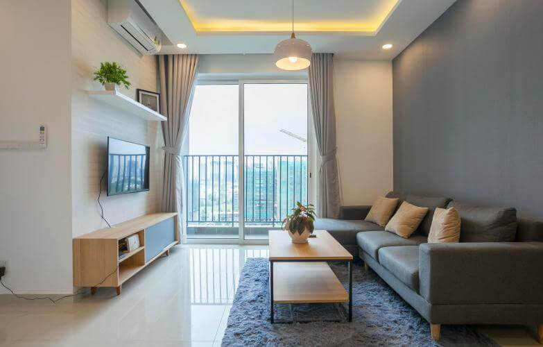 apartment for rent in HCMC