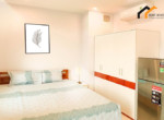 bedroom furnished serviced apartment