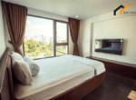 bedroom nice view