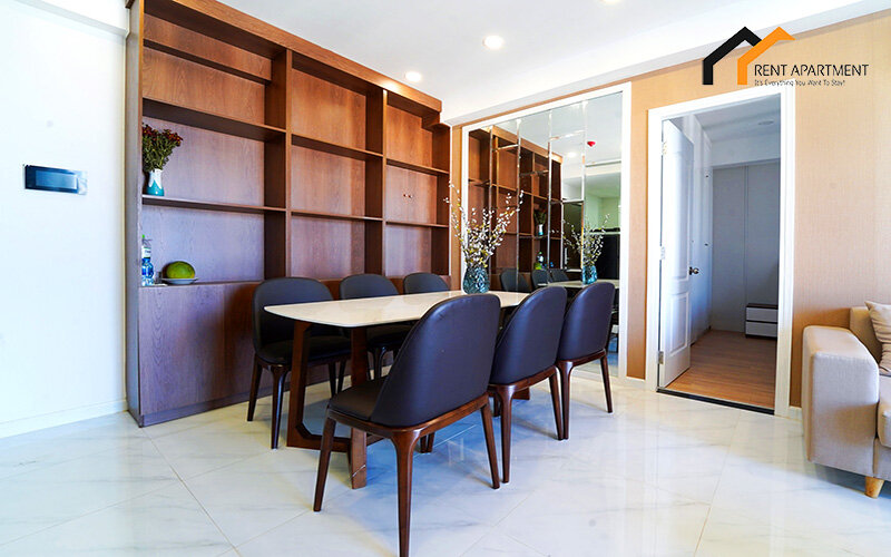 dining table apartment leasing