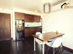 dining table leasing apartment