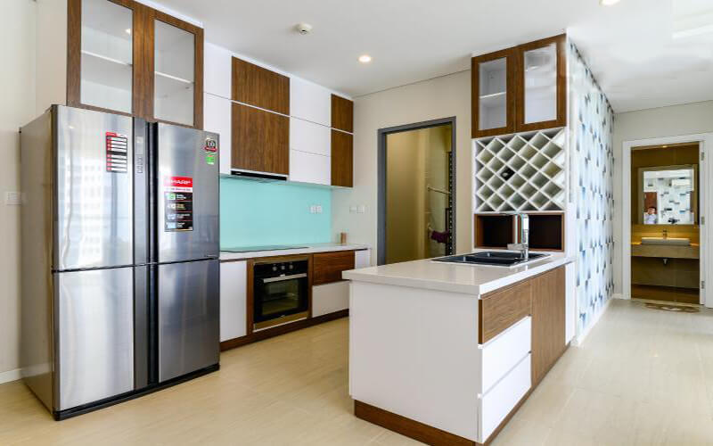 kitchent applicant apartment renting