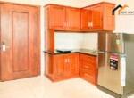 kitchent wooden furnished