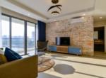 living area apartment rental