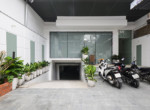 parking serviced apartment