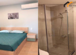 1257 bedroom bathroom serviced apartment