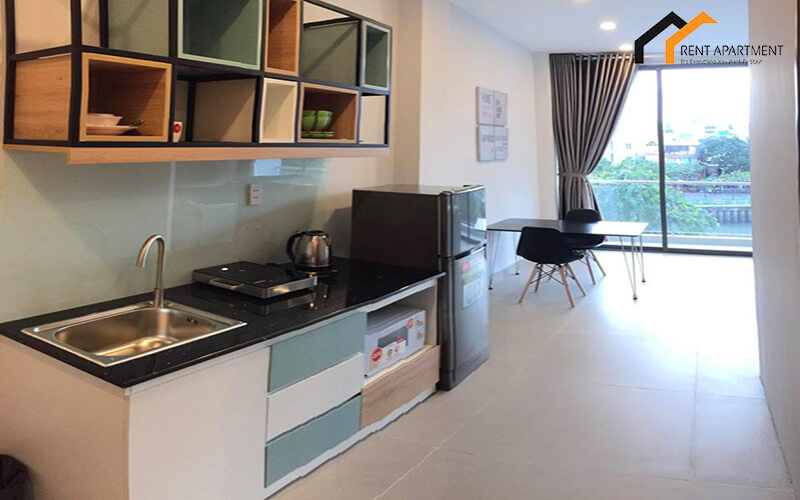 1257 kitchent serviced apartment