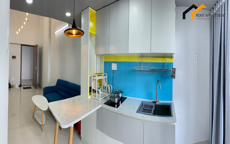 1260 kitchen apartment