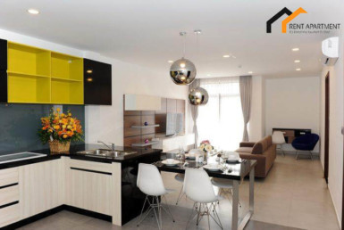 Nice decorate flat 1251