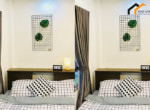 1267 bedroom serviced apartment