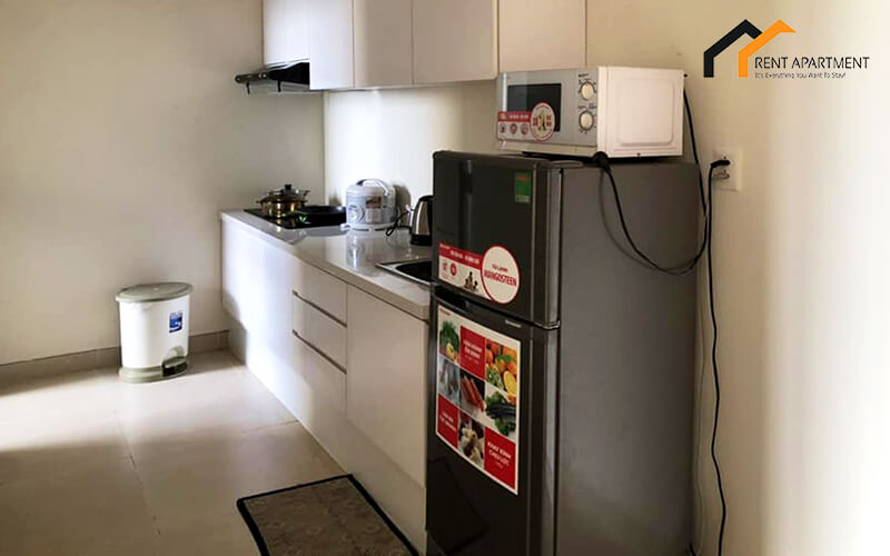 Real estate building kitchen service deposit