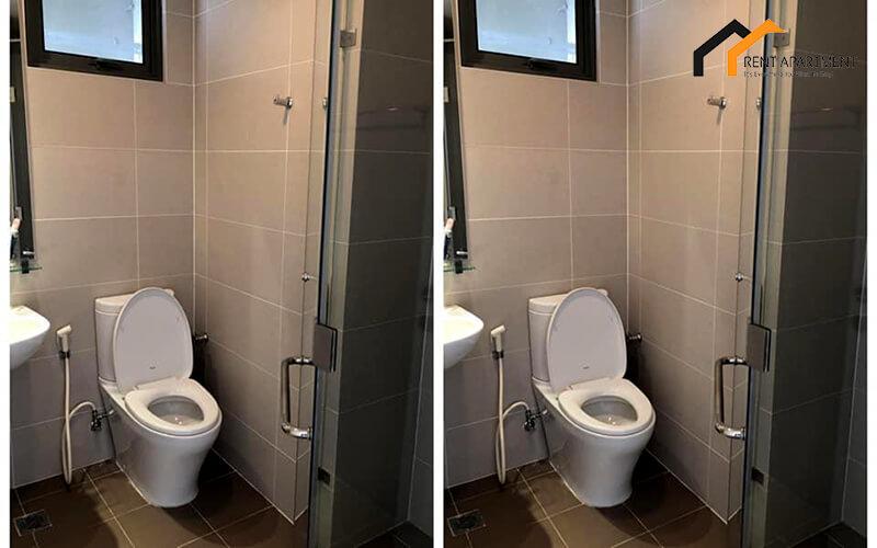 Real estate garage toilet accomadation rent