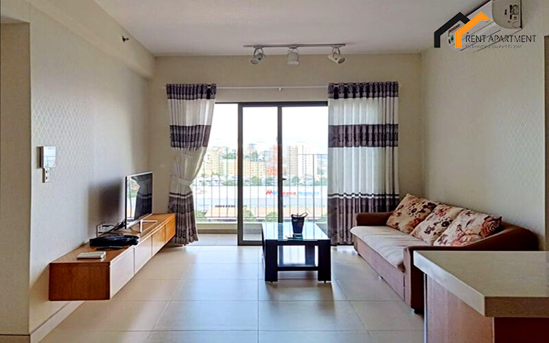 Masteri Thao Dien for rent pool view